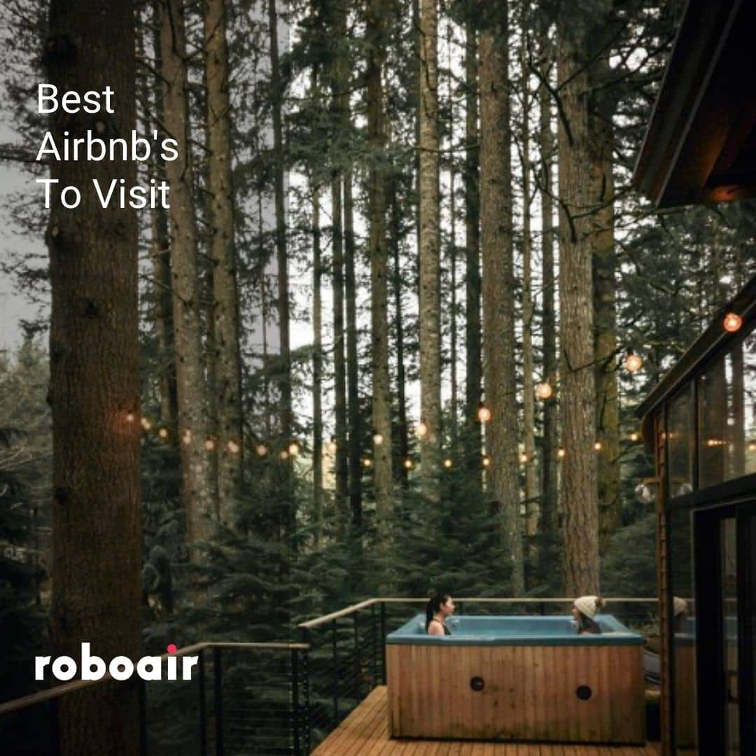 The Best Airbnb's