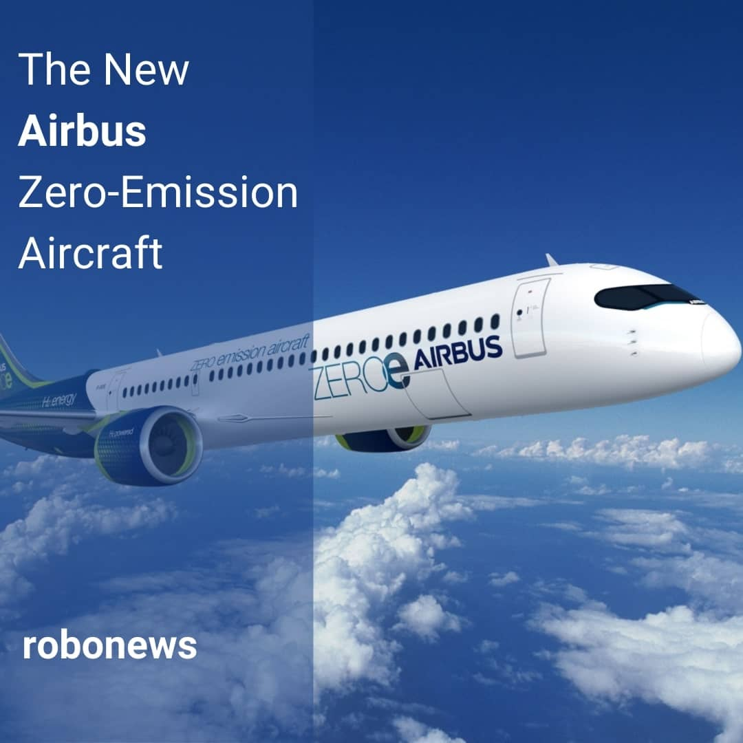 The Airbus ZEROe