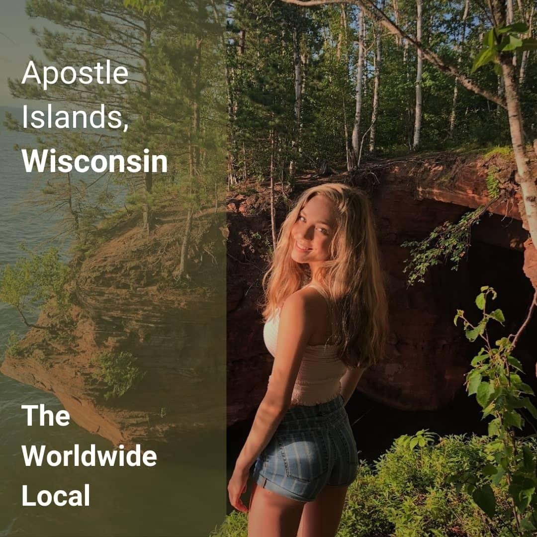 Apostle Island, Wisconsin