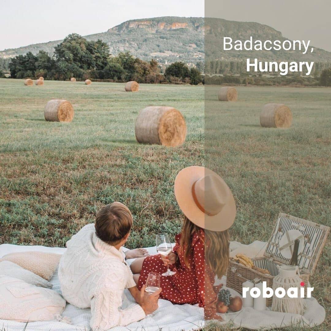 Badacsony, Hungary