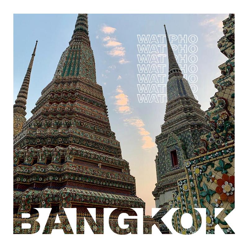 Bangkok'taki Wat Pho