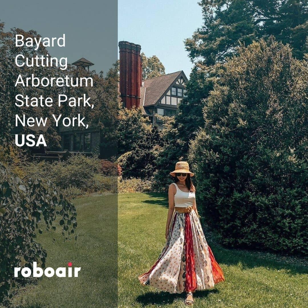 Bayard Cutting Arboretum State Park, New York