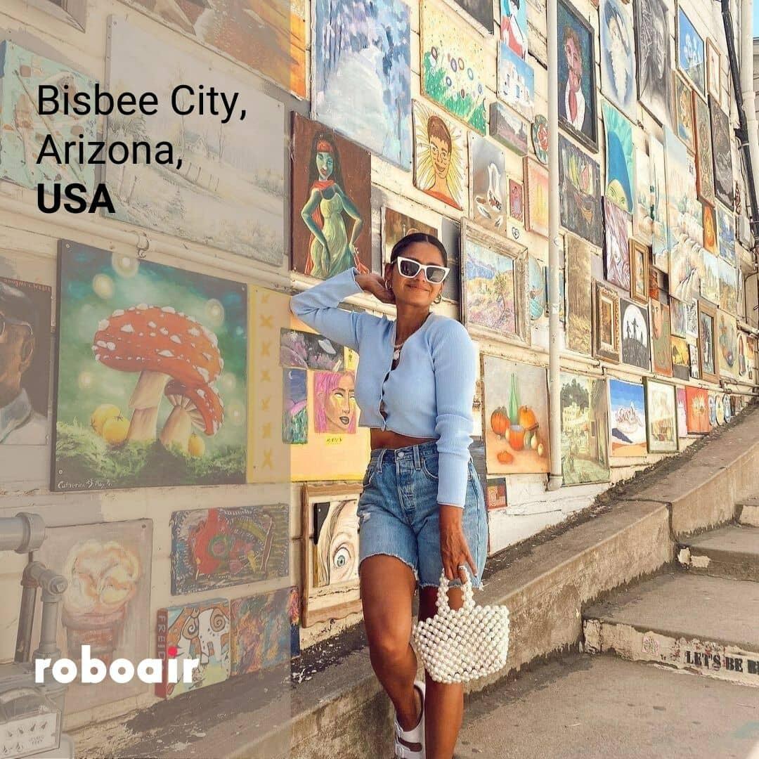 Bisbee City, Arizona