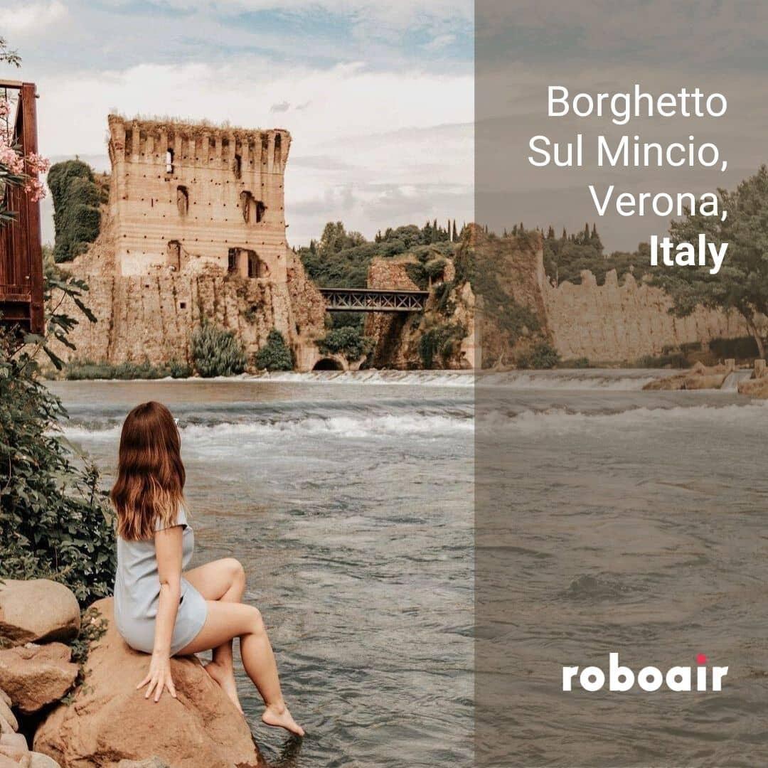 Borghetto sul Mincio, Verona