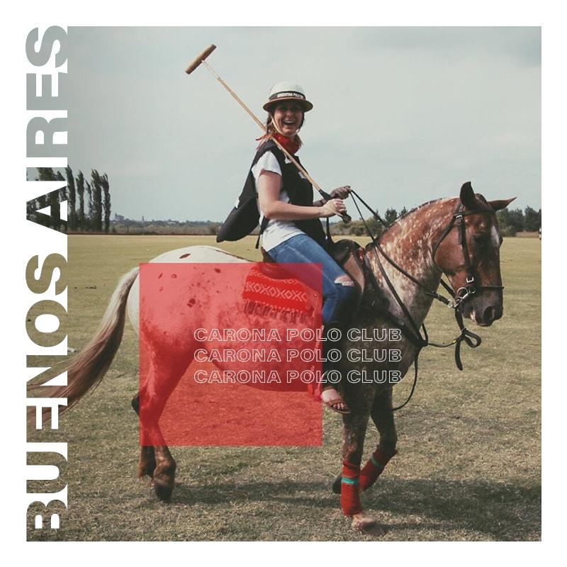 Buenos Aires'teki La Carona Polo Club