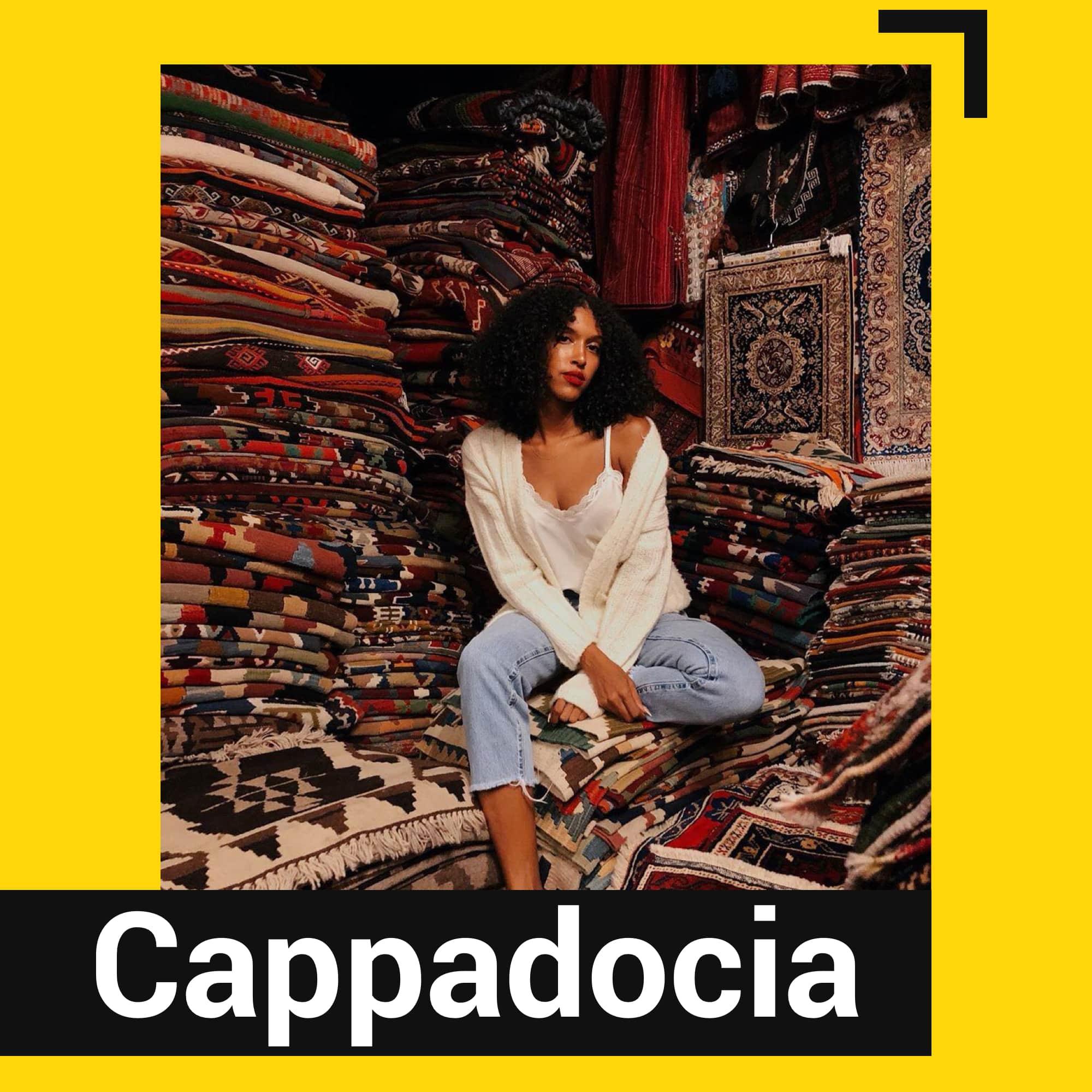 Avanos Carpets in Cappadocia
