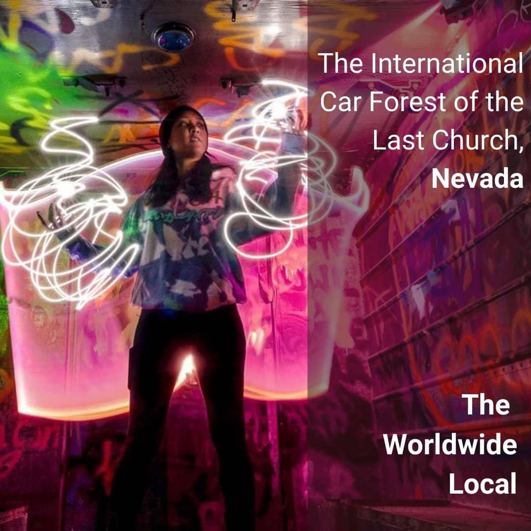 Car Forest, Nevada