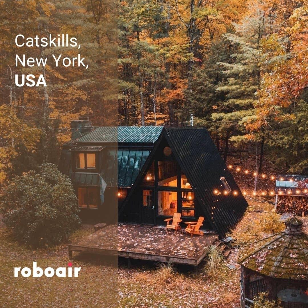 Catskills, New York