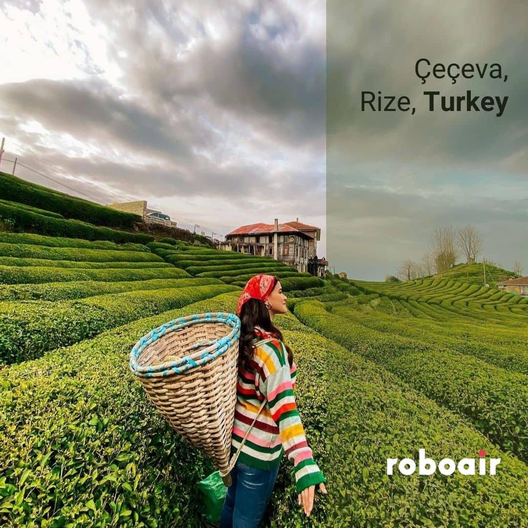 Ceceva, Rize, Turkey