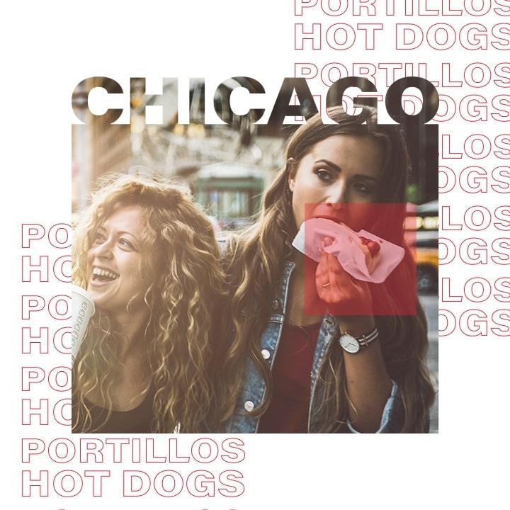 Şikago'daki Portillo's