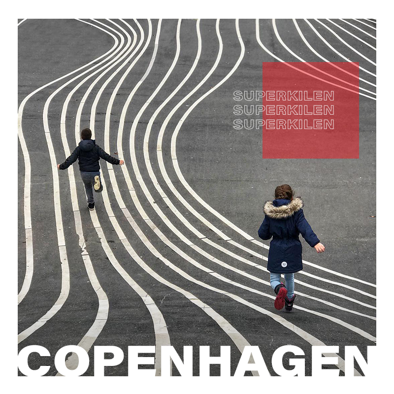 Superkilen in Copenhagen