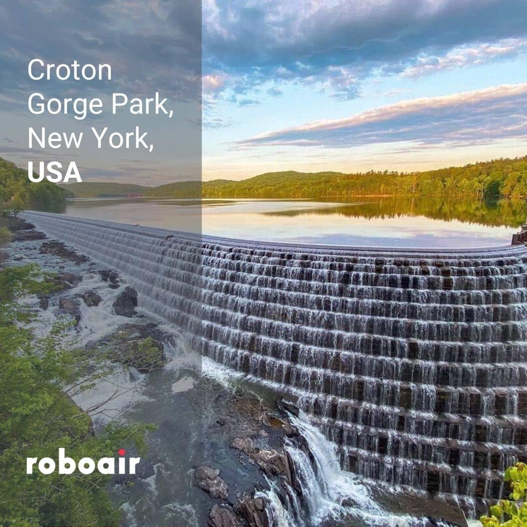 Croton Gorge Park, New York
