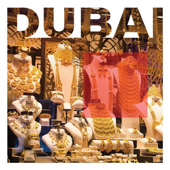 Dubai'de Altın