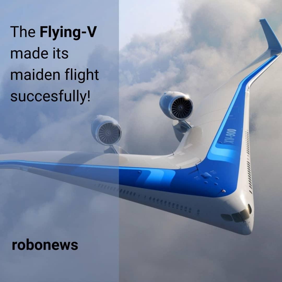 Geleceğin Uçağı: Flying-V