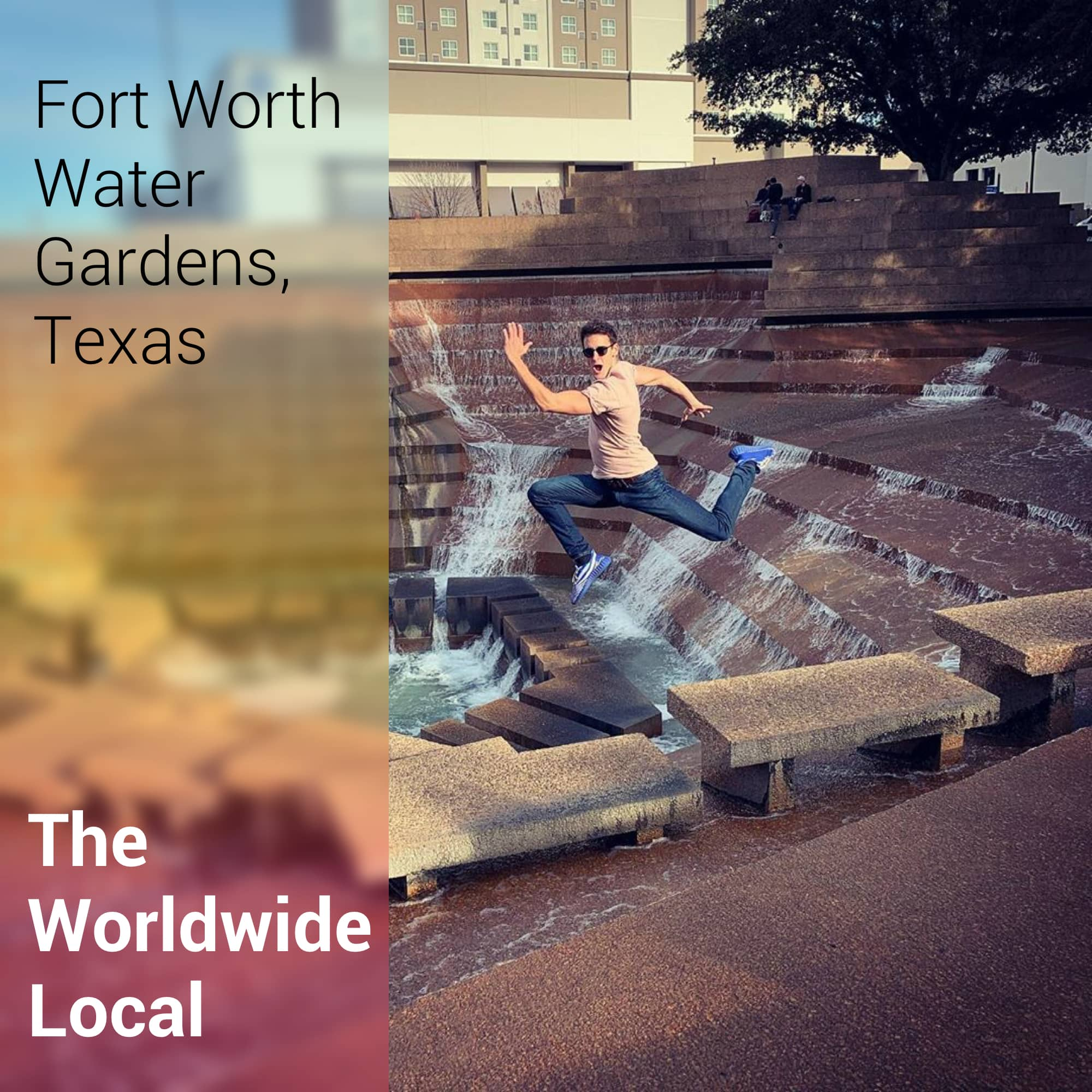 Fort Worth Gardens, Teksas