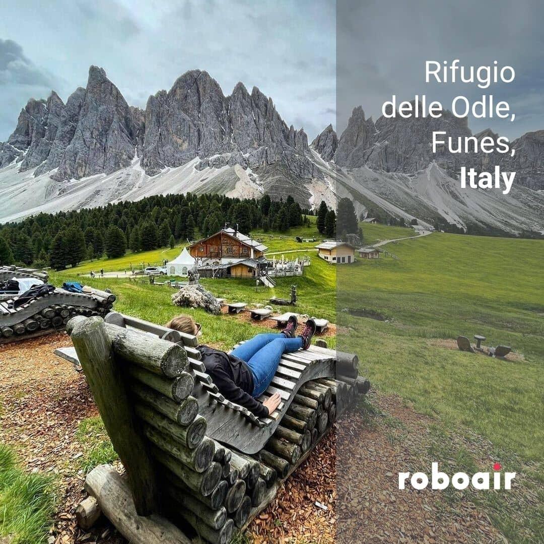 Rifugio delle Odle, Italy