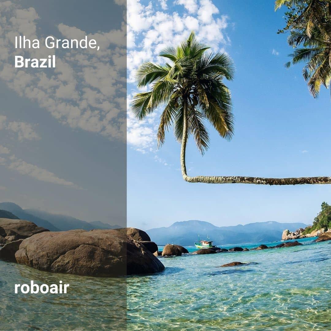 Ilha Grande, Brezilya