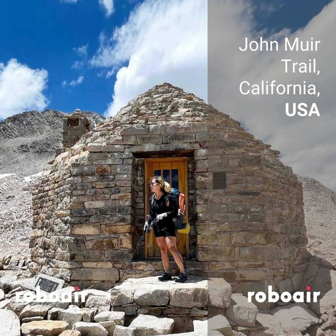John Muir Trail, California