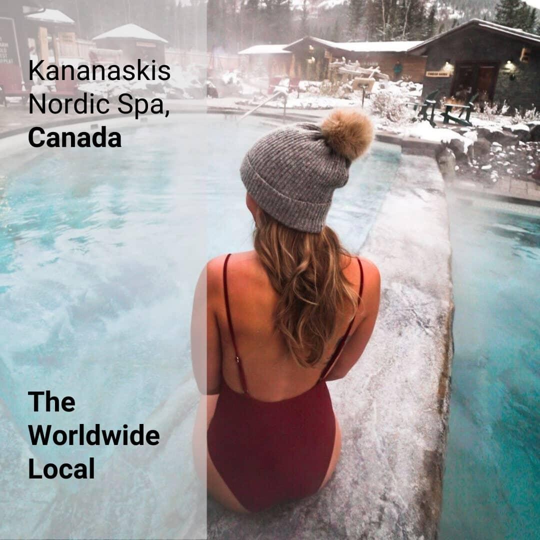Kananaskis Nordic Spa, Kanada