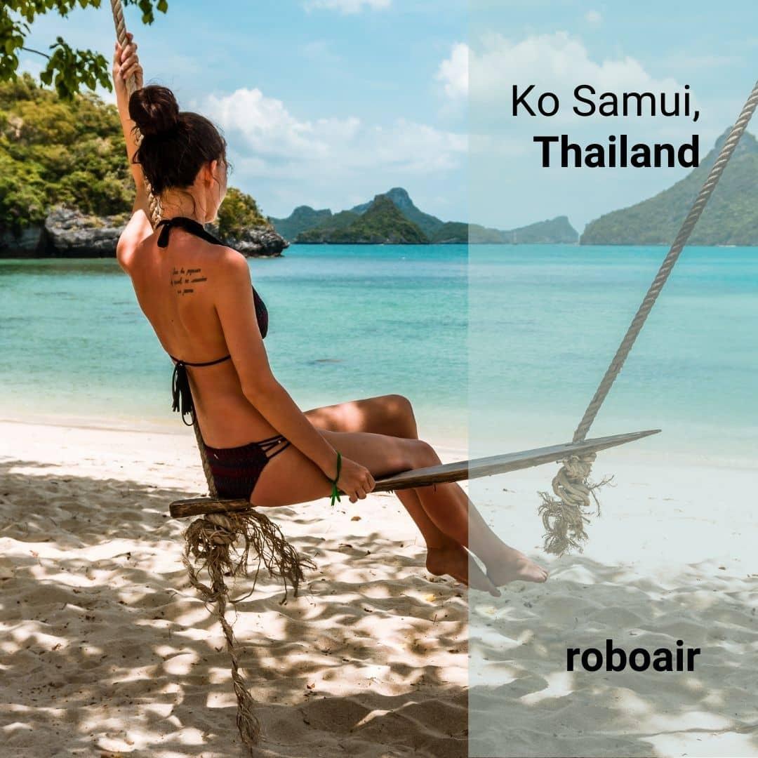 Ko Samui, Tayland