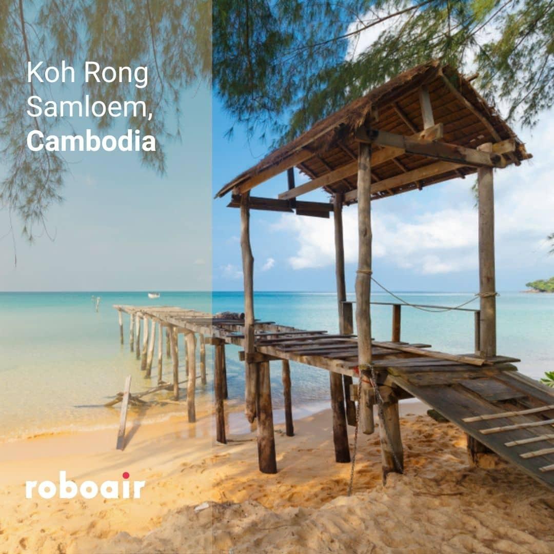 Koh Rong Samloem, Kamboçya