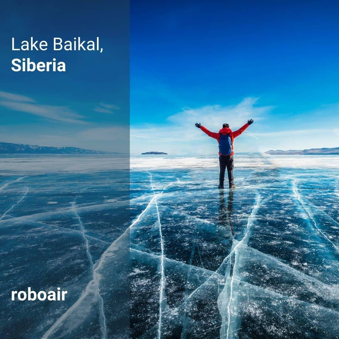 Baykal Gölü, Sibirya