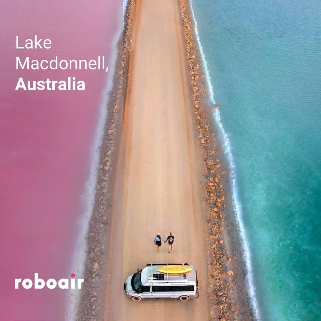 Lake Macdonnel, Australia