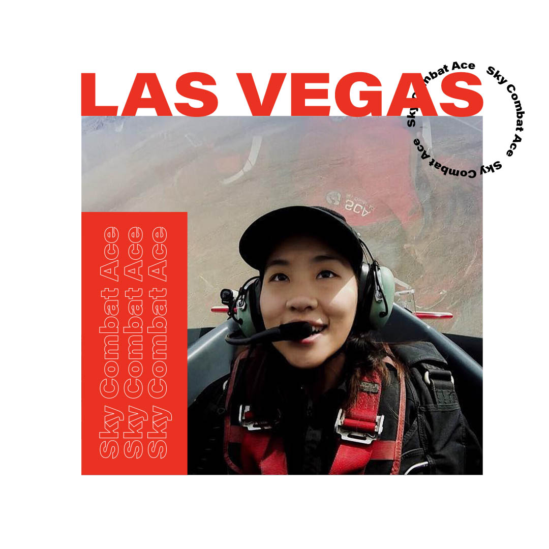 Las Vegas'taki Sky Combat Age