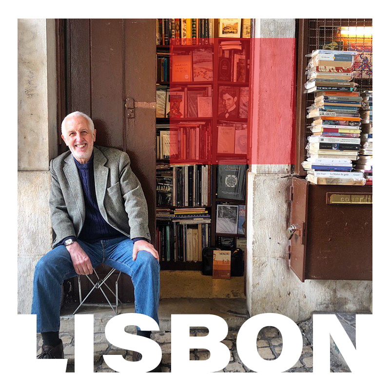 Lizbon'daki Livraria Simão