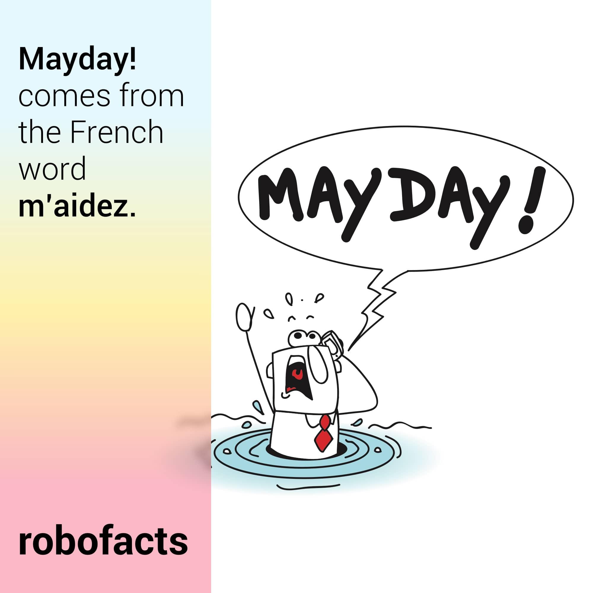 Mayday Mayday!