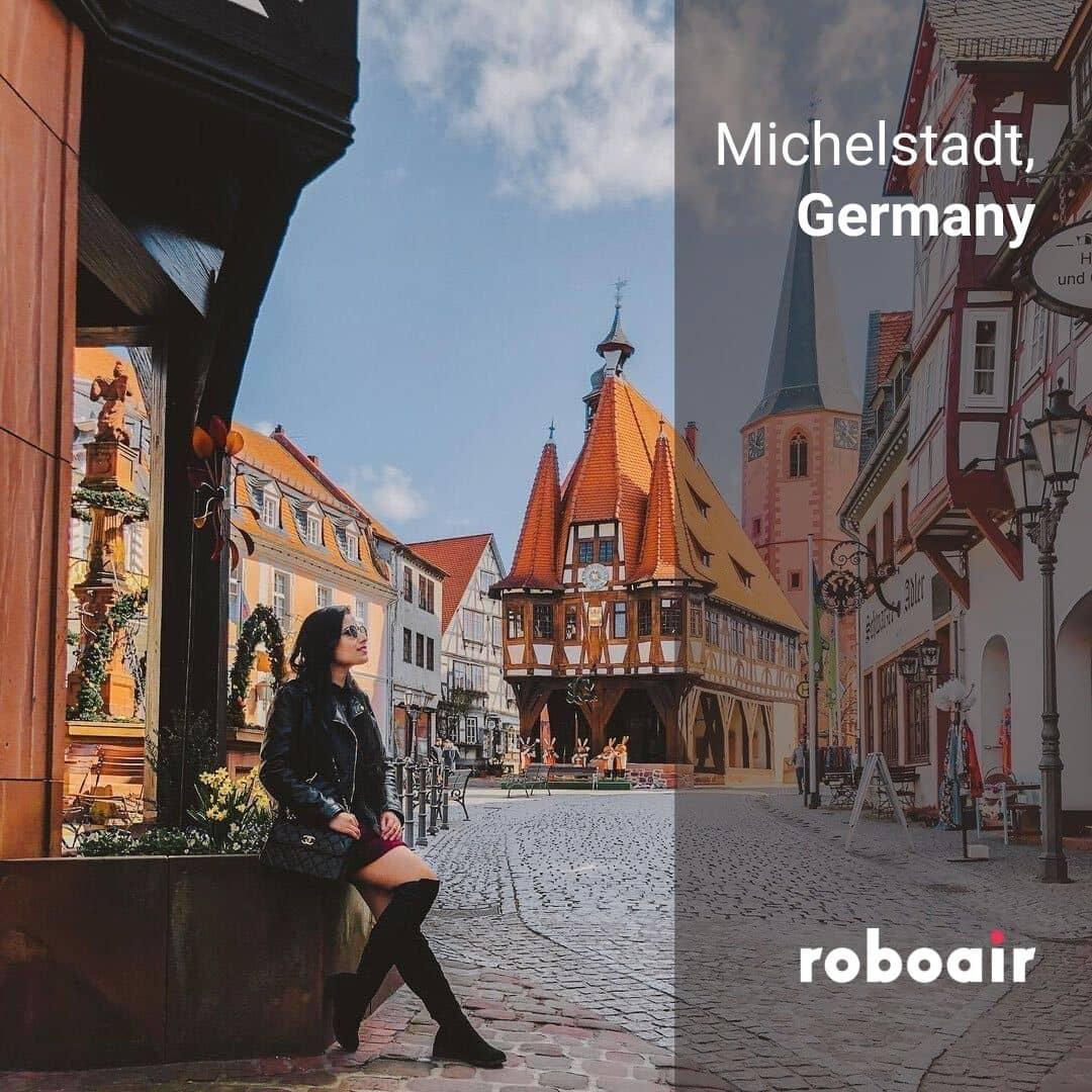 Michelstadt, Germany