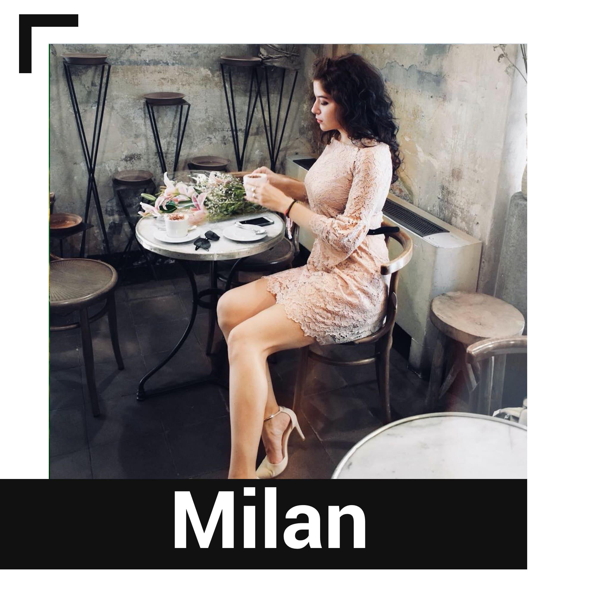 Fioraio Bianchi Caffe in Milan