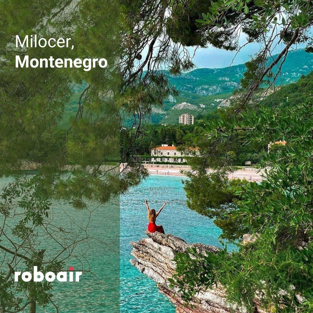 Milocer, Montenegro