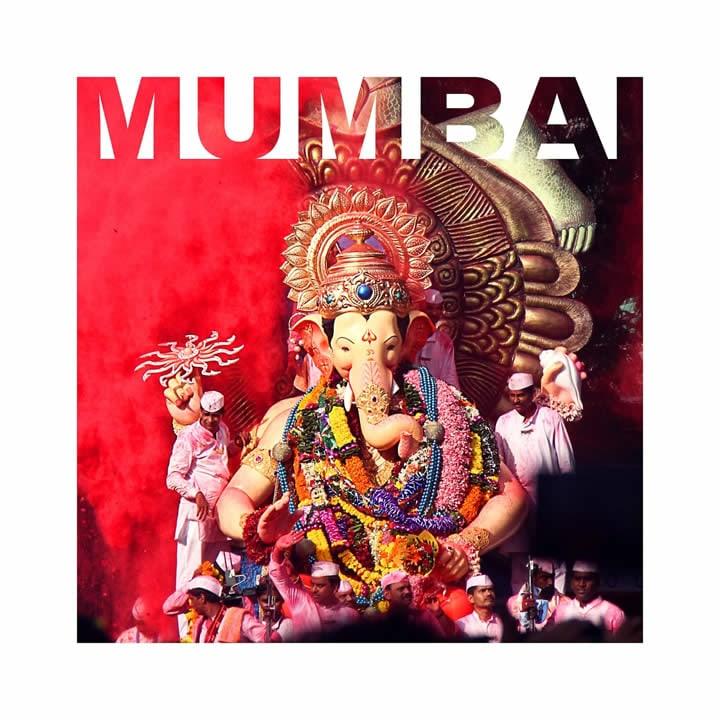 Mumbai'deki Ganesh Chaturthi Festivali
