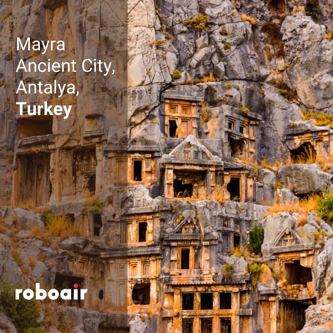 Myra Ancient City, Antalya