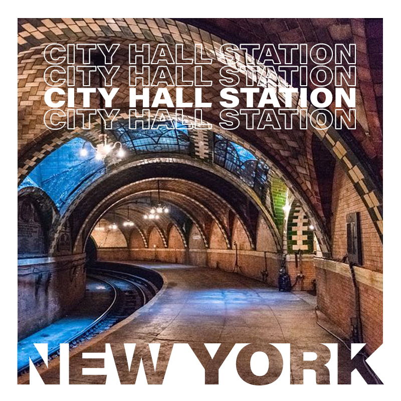 City Hall Station in New York