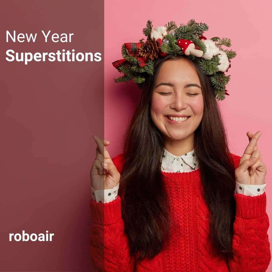 New Year Supertitions