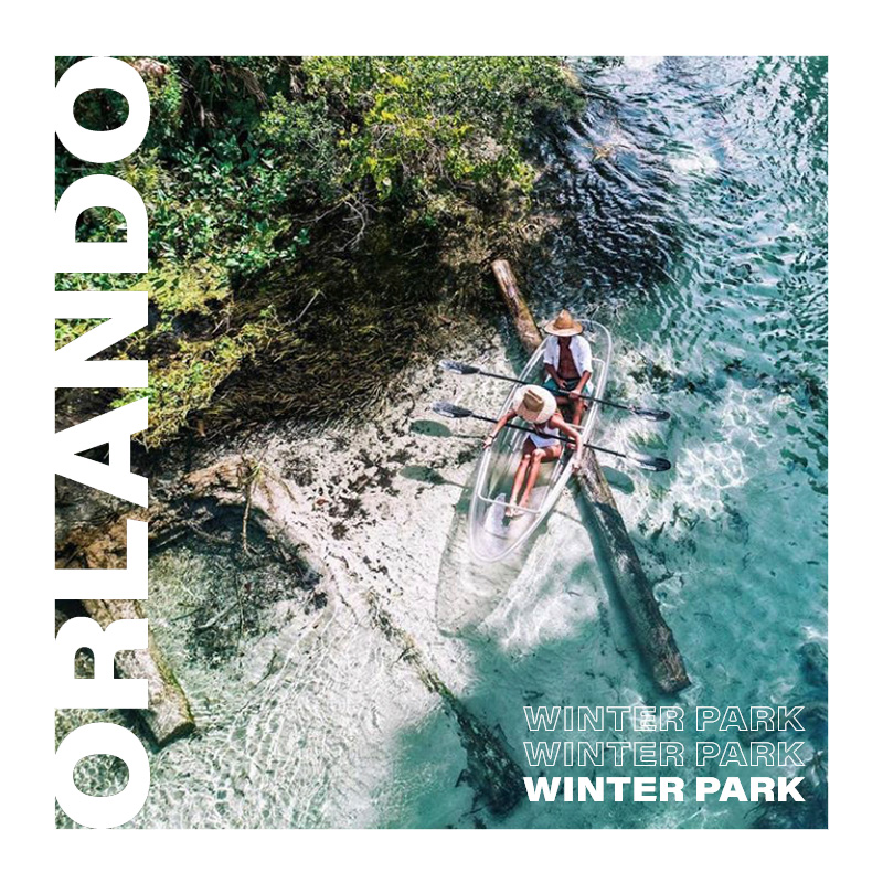 Orlando'daki Winter Park