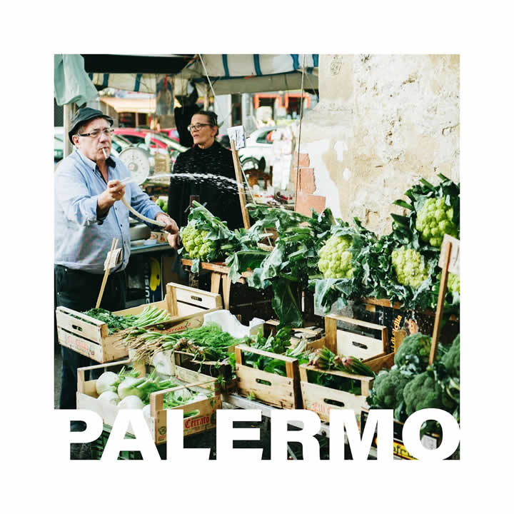 Markets in Palermo