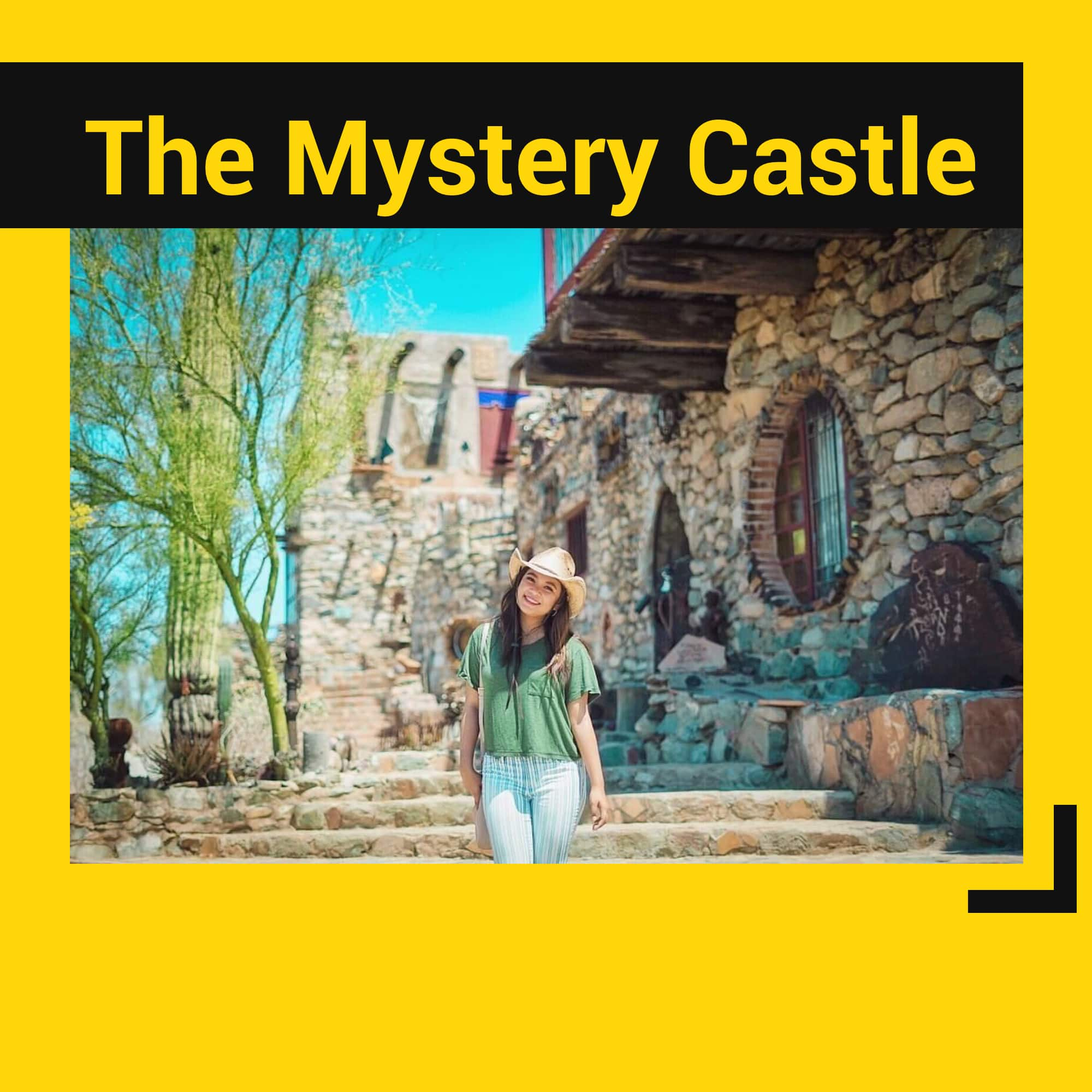 The Mystery Castle in Phoenix