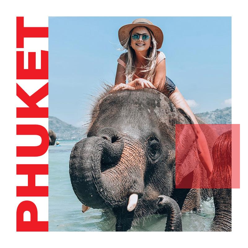 Tri Trang Beach in Phuket