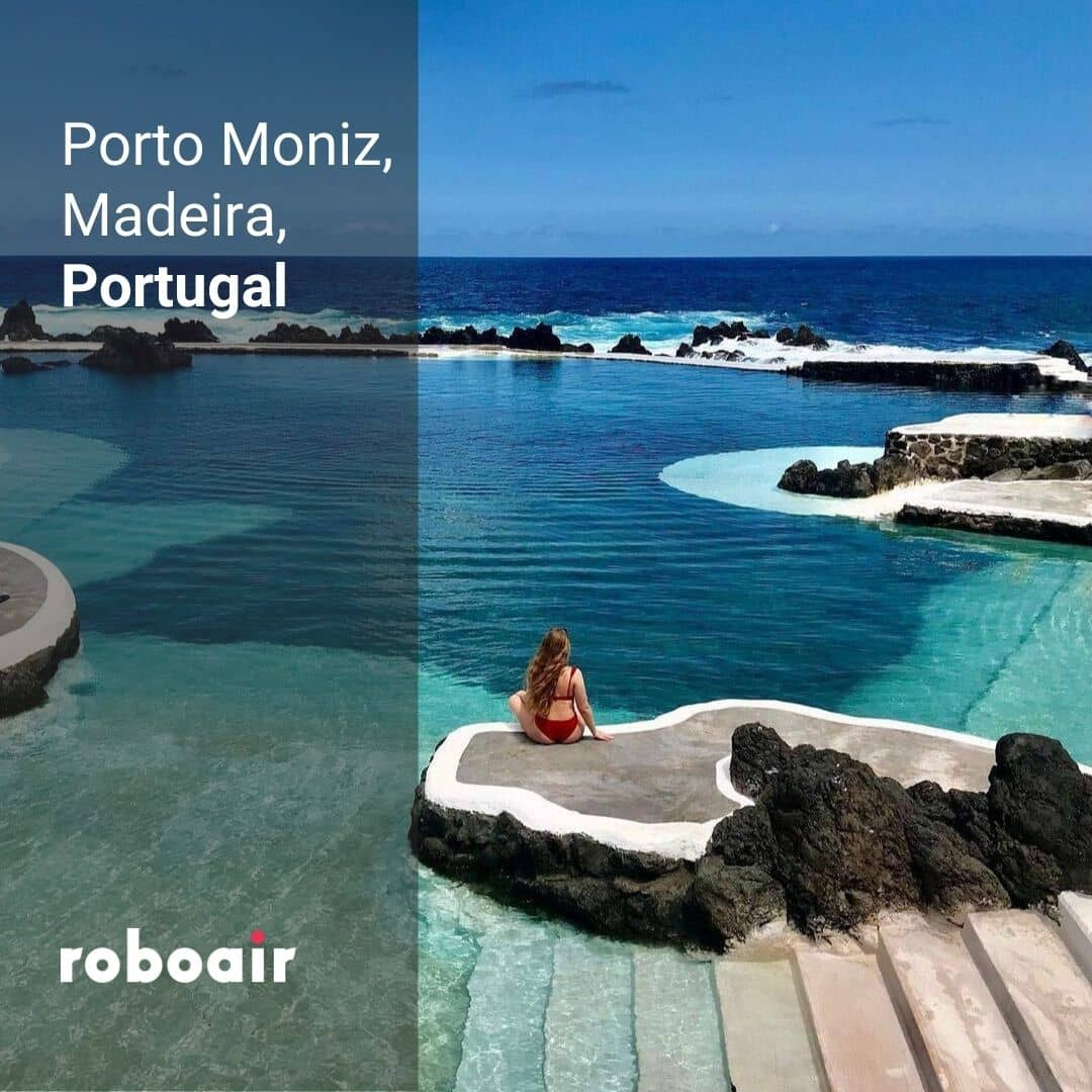 Porto Moniz, Portugal