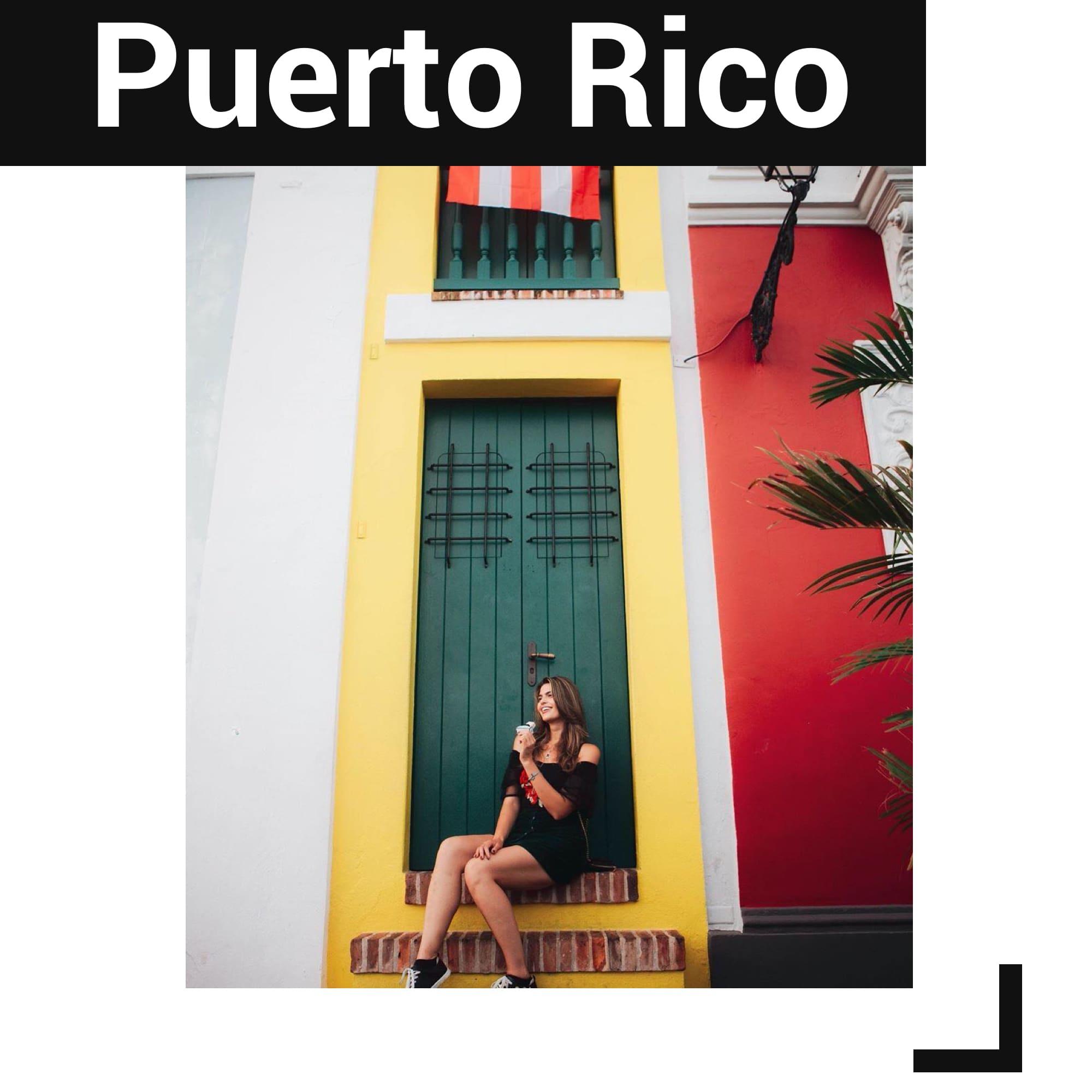 Porto Riko'daki La Casa Estrecha
