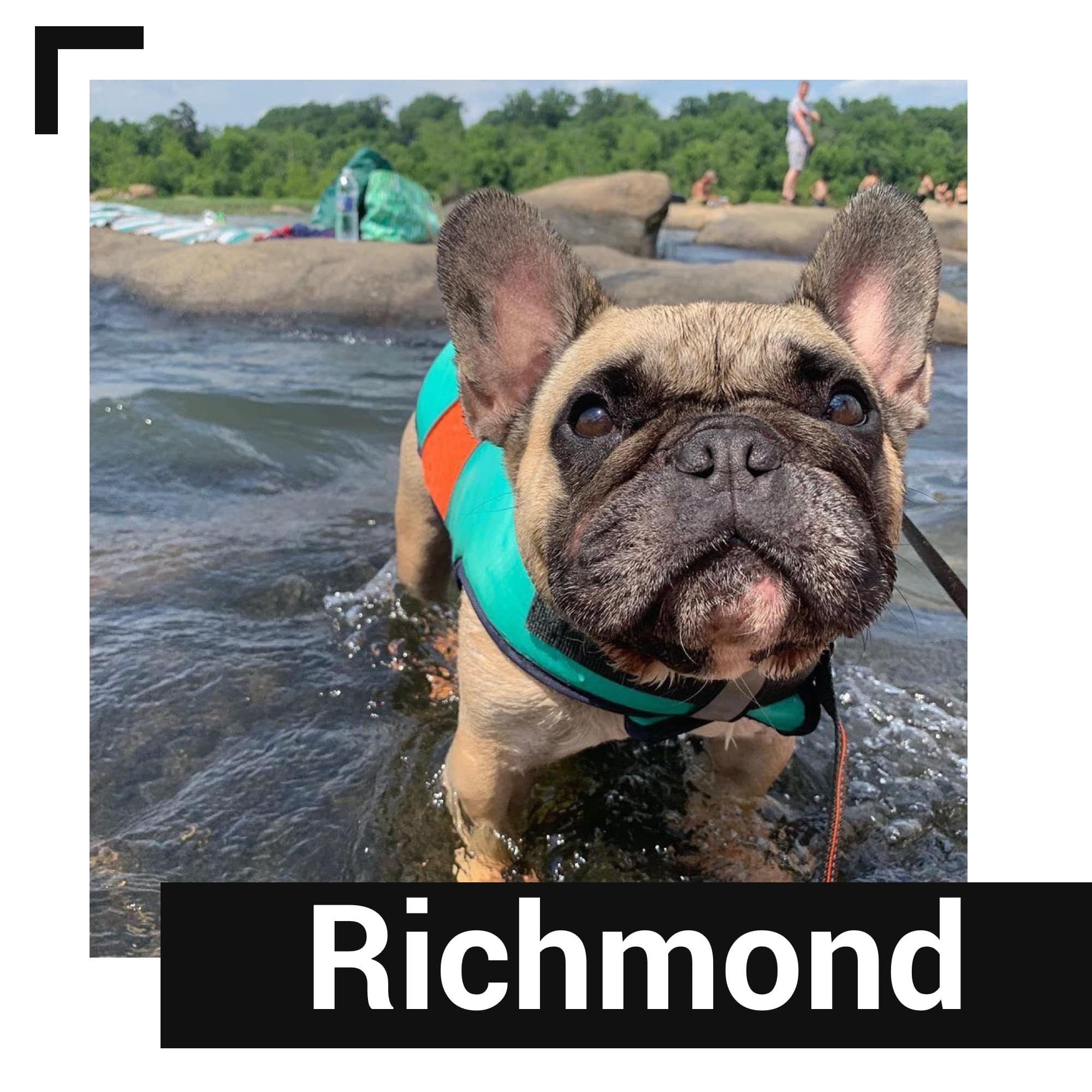 Richmond'daki James River Park System