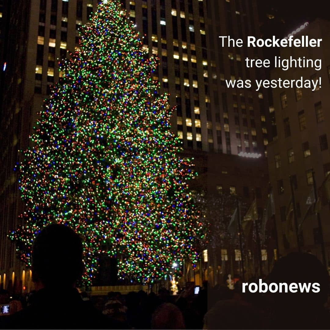 The Rockefeller Tree