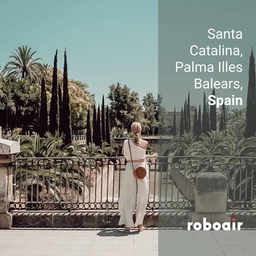 Santa Catalina, Spain