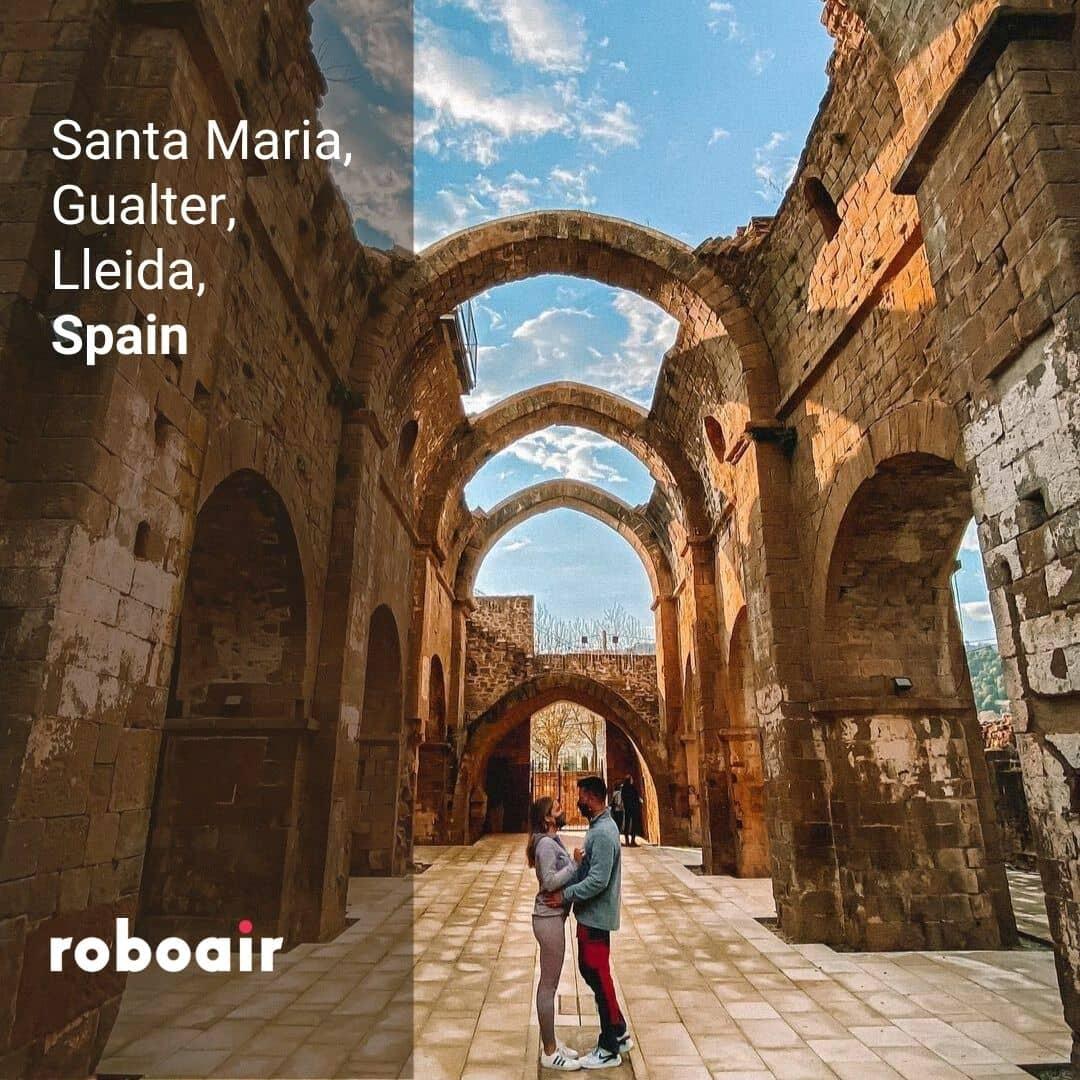 Santa Maria Gualter, Spain