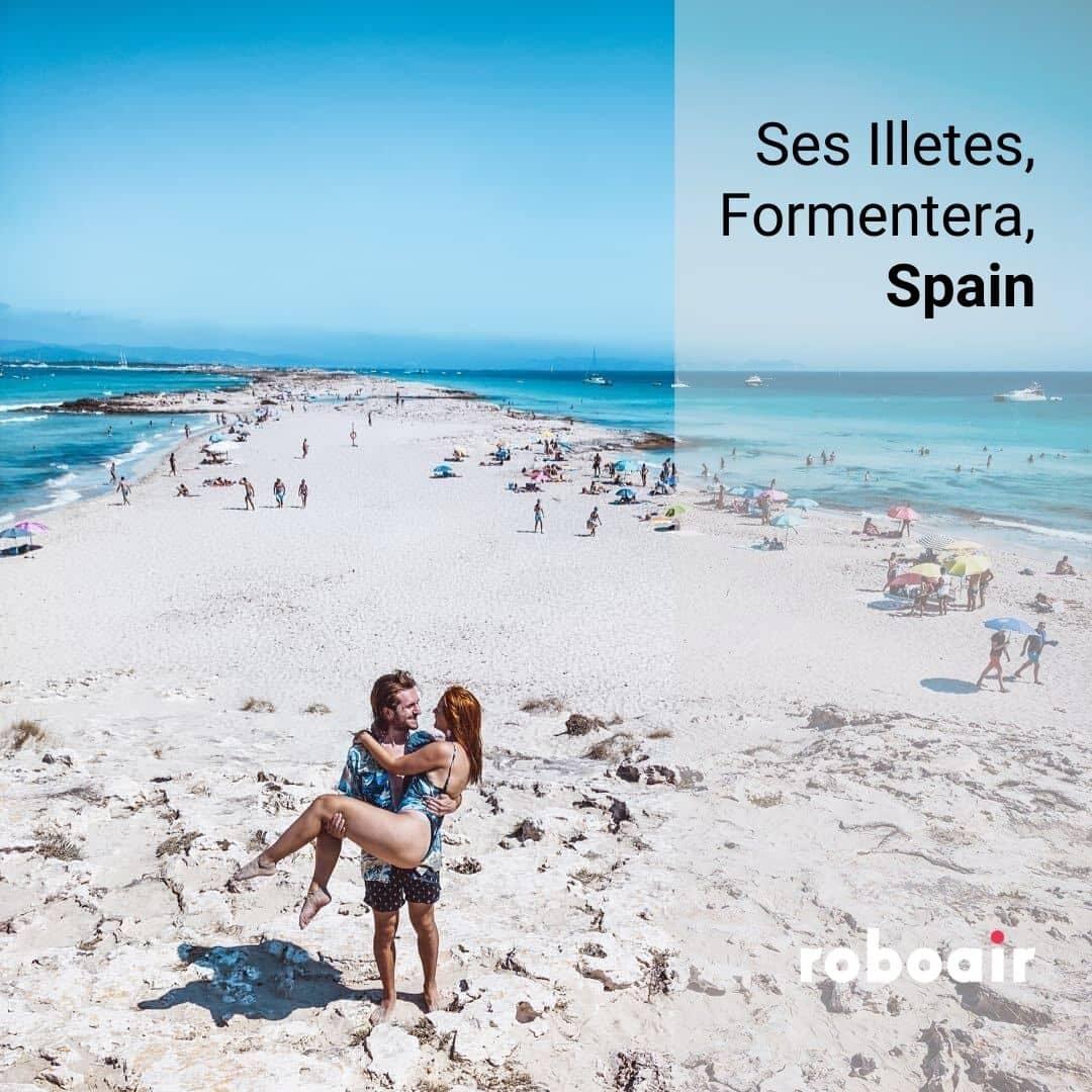 Ses Illetes, Spain