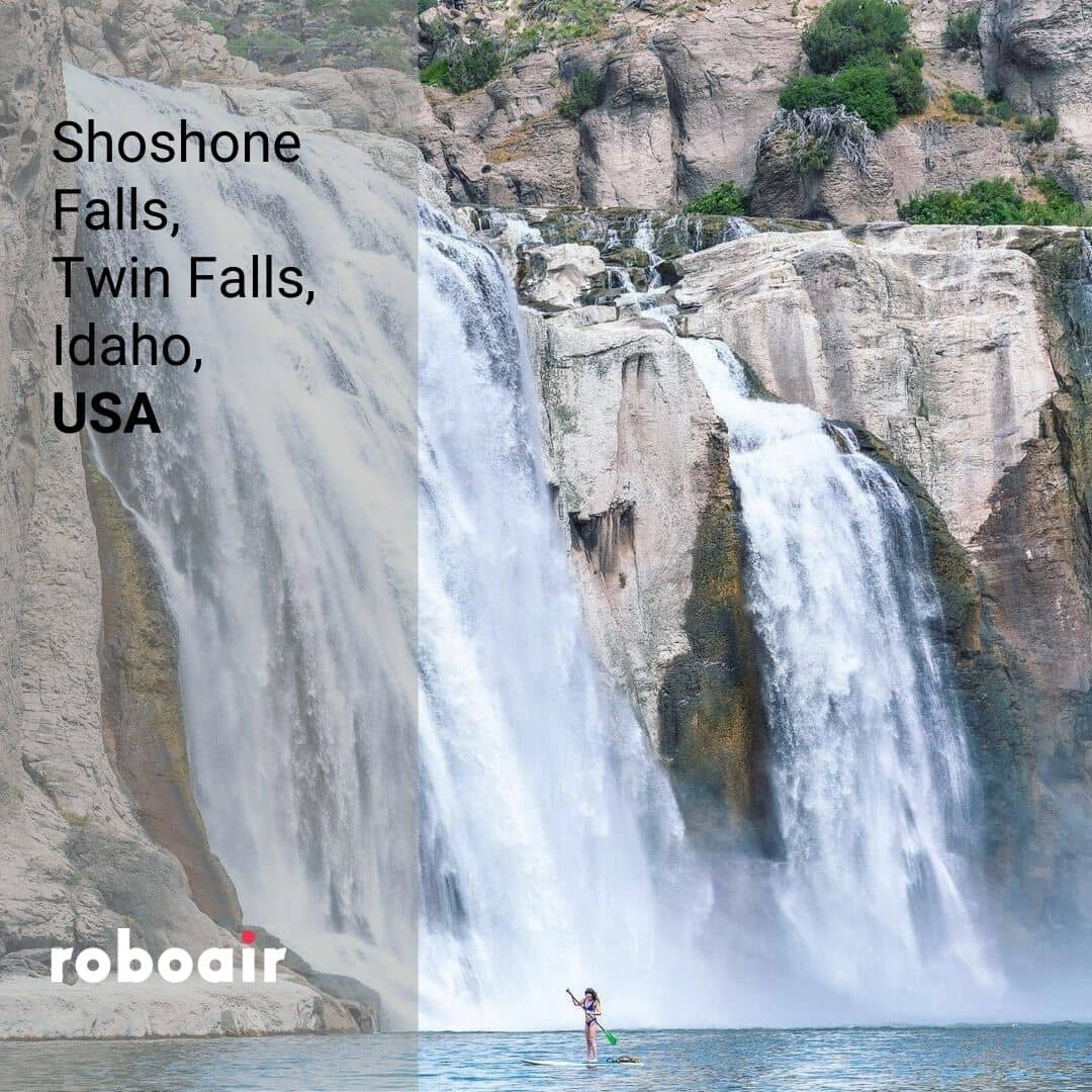 Shoshone Falls National Park, Idaho