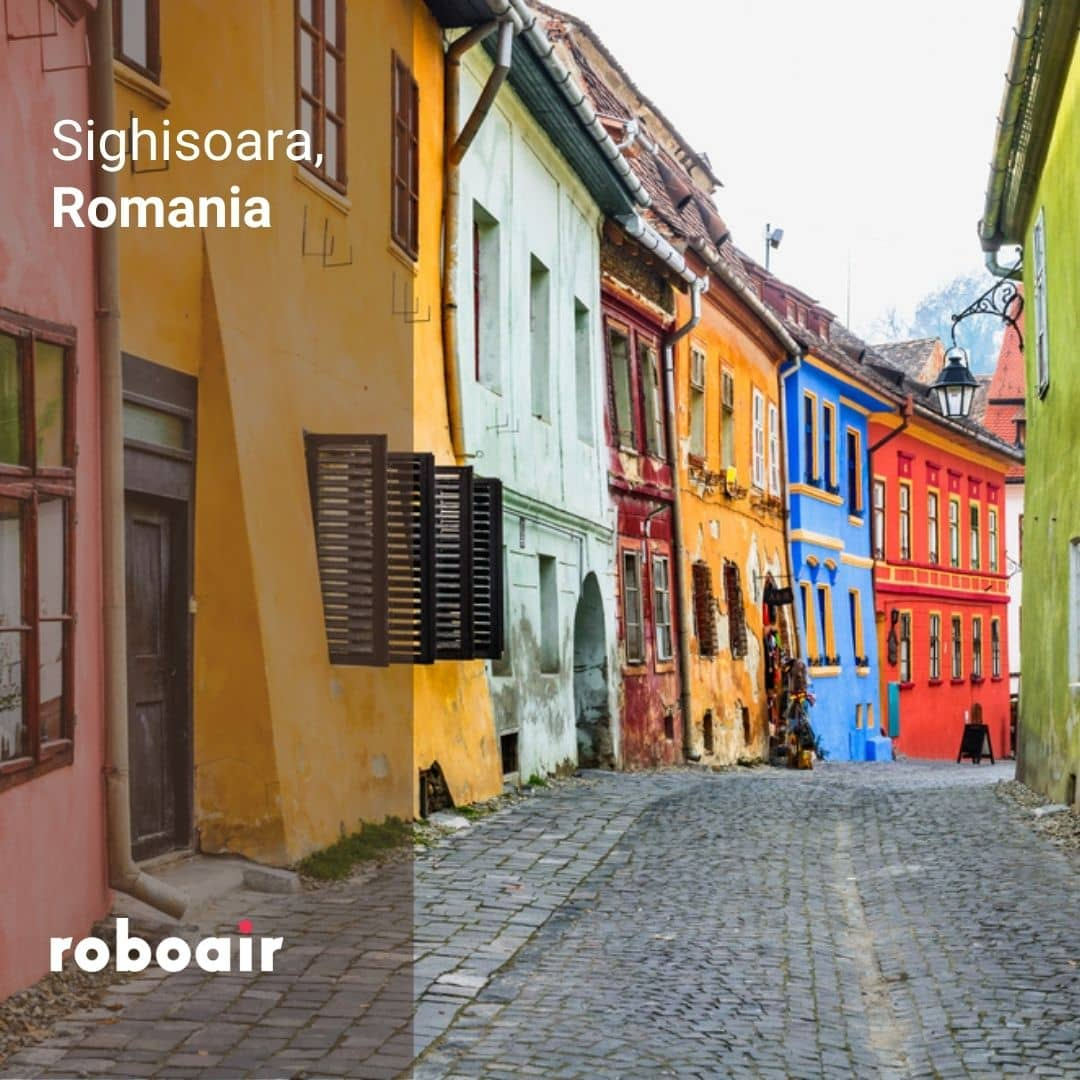 Sighisoara, Romania
